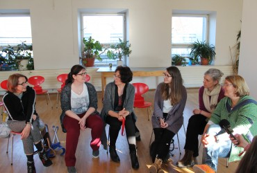 Interview mit dem Schultheaterforum
