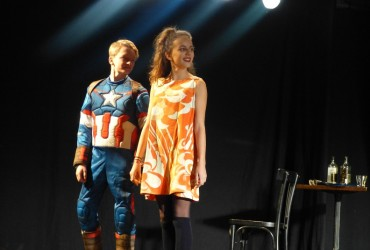 """Interview """"Captain America liebt Crazy Lizzy"""""""