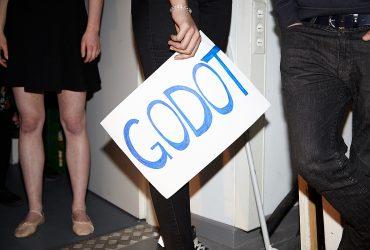 Bin auf dem Weg – Godot.