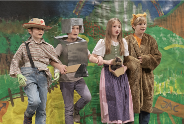 The wizard of Oz – an english masterpiece